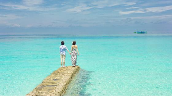 Where is Playa Norte Isla Mujeres best beach