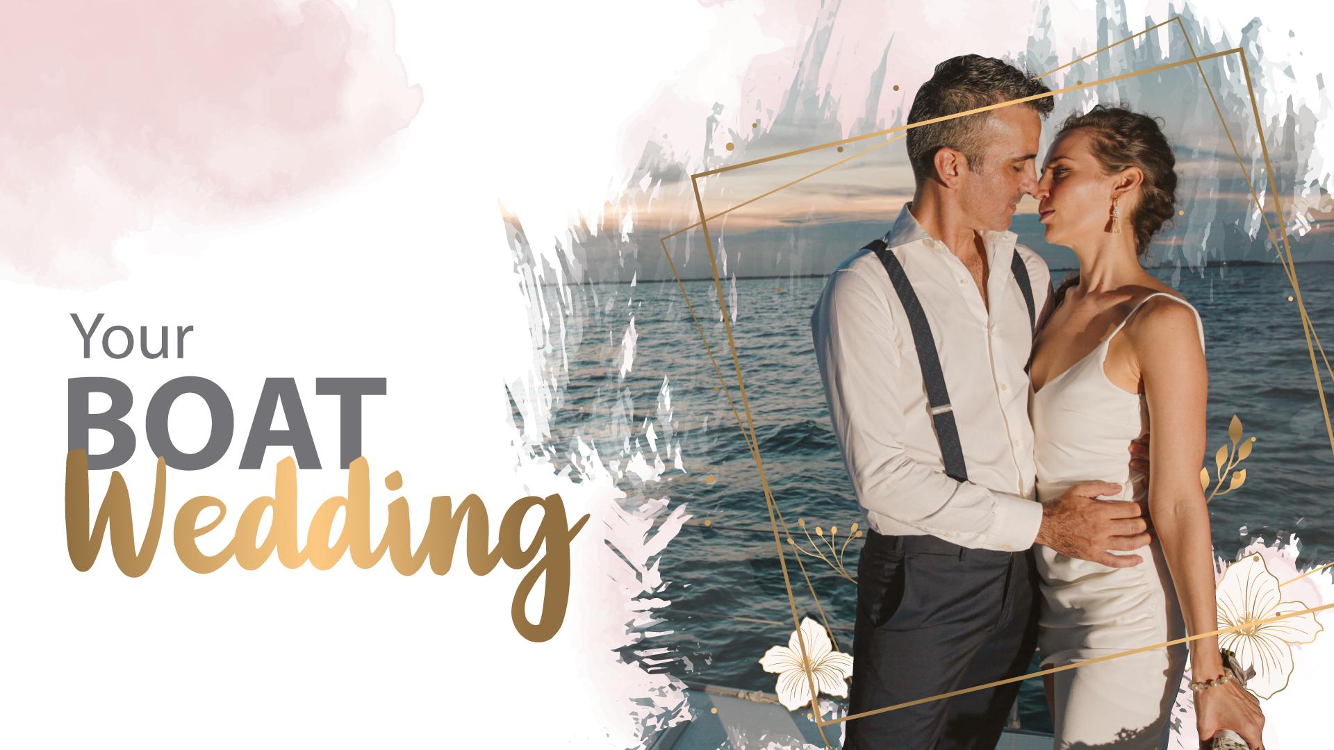 boat-wedding-cancun